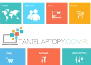 Miniaturka tanielaptopy.com.pl